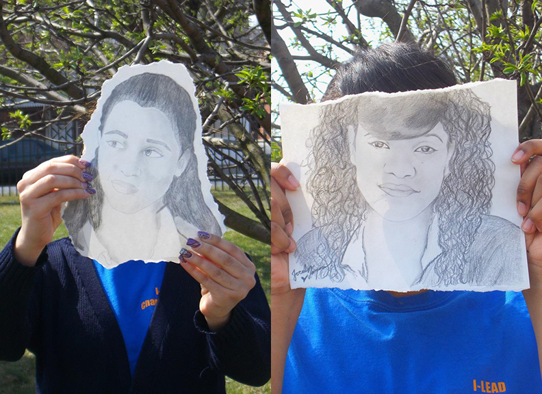 ILCS self portraits